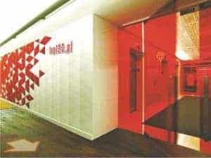 Reklama wewnętrzna, dekoracje wnętrza lokali