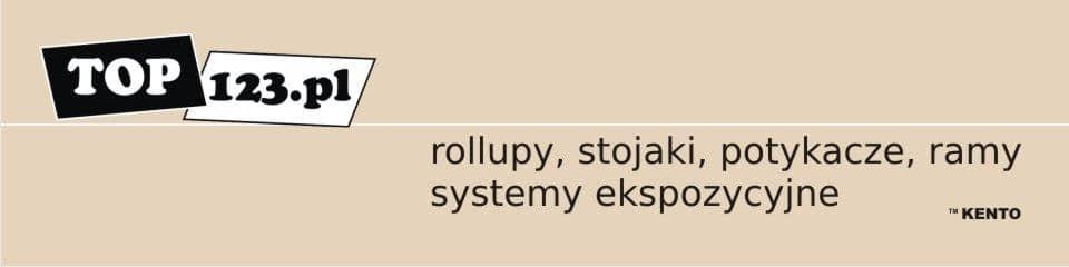 systemy wystawiennicze ekspozycyjne top123 kento