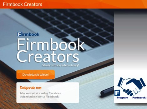 firmbook kreator strony ogłoszenia firmy
