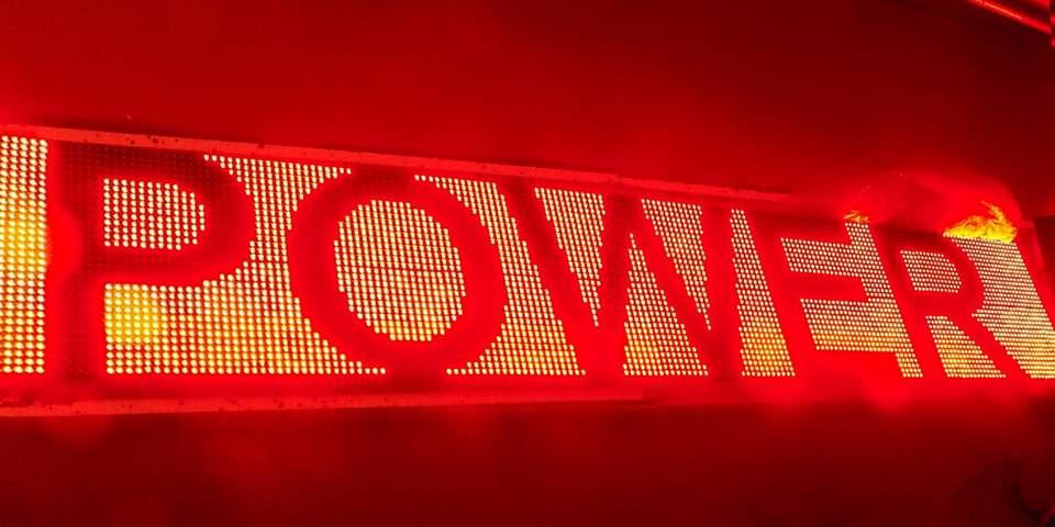 Bardzo dobra Wyświetlacze LED. Reklamowe tablice diodowe graficzne, tekstowe cennik MY44