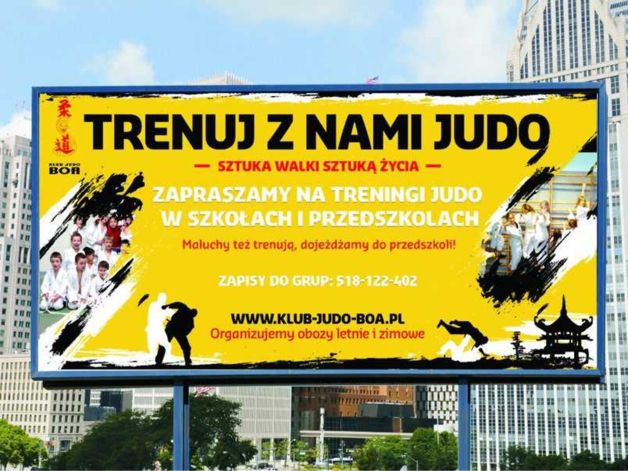 Galeria projekt billboardu