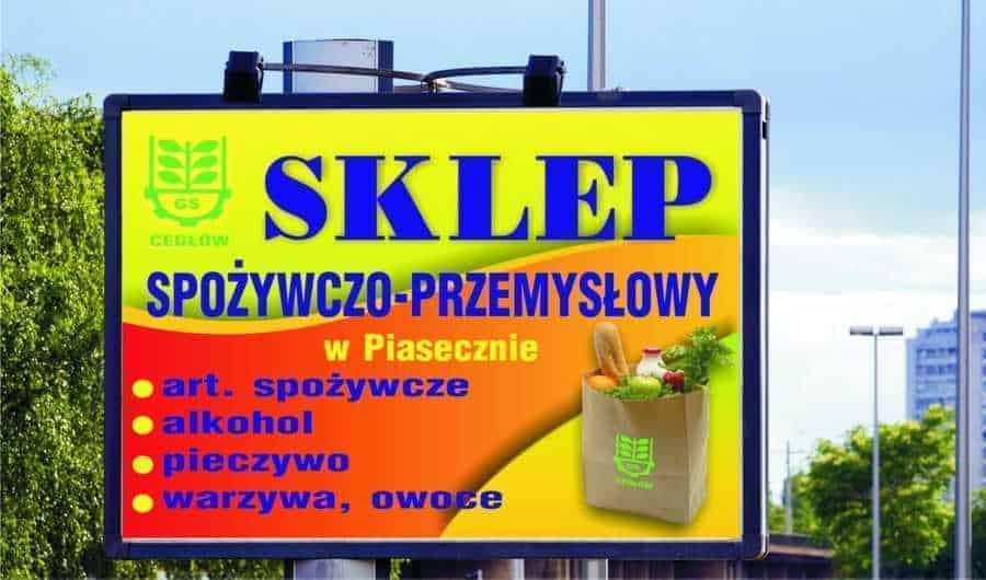 Dodatkowe Galeria projekt billboardu | Projekt reklamy na billboard, tablice ZH89