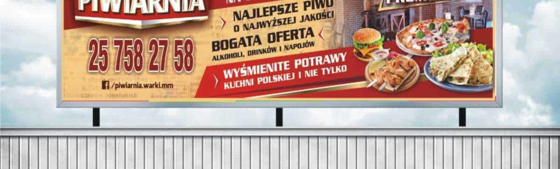 Realizacje: billboardy