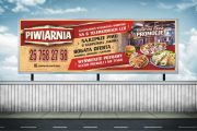 realizacje billboardy projekt plakatu labella mińsk mazowiecki