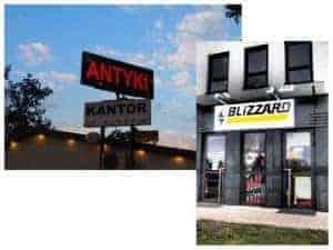 wyswietlacze reklamowe LED polski producent