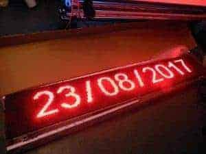 zewnętrzny reklamowy wyświetlacz LED duża rozdzielczość