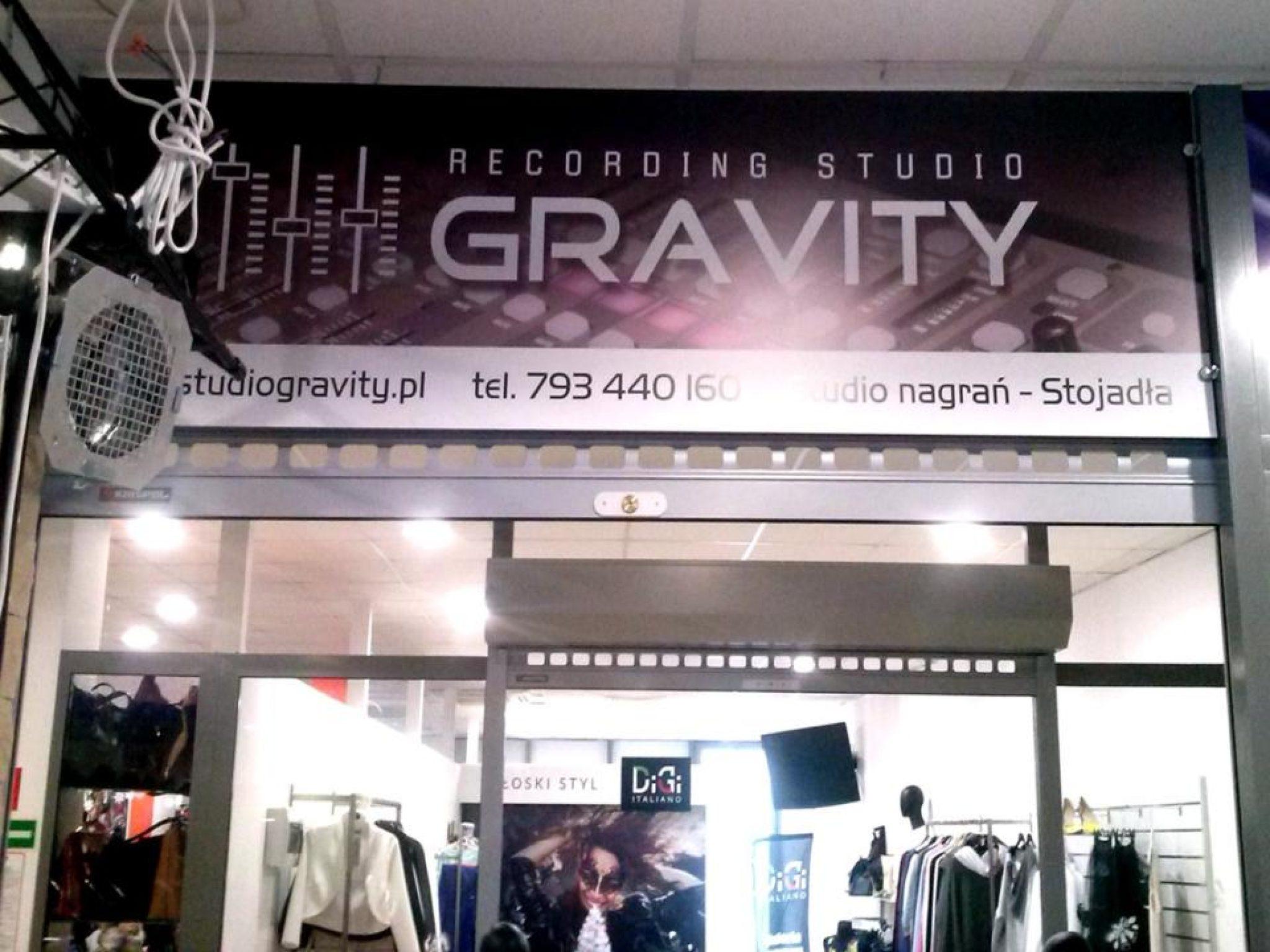 Galeria szyldy reklamowe