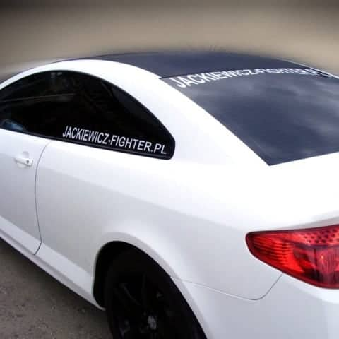 oklejanie pojazdów reklama na samochód mińsk