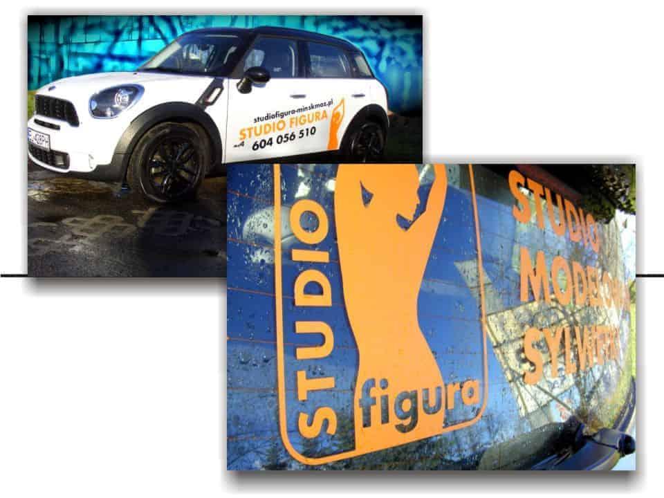 oklejanie samochodów reklama na pojazdach 2