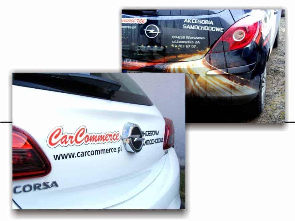 oklejanie samochodów reklama na pojazdach 7