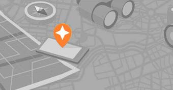 reklamy - lokalizacja w mapach Google