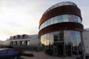 oznakowanie w budynku basen i lodowisko budynek mosir minsk mazowiecki 2018