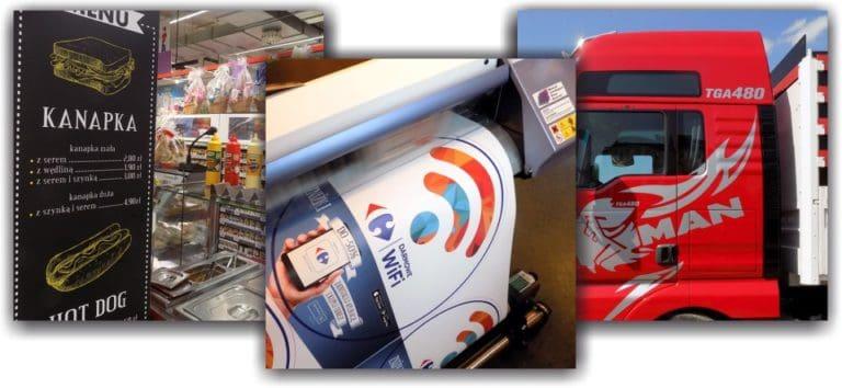 galerie, reklamy zrealizowane przez naszą agencję reklamową