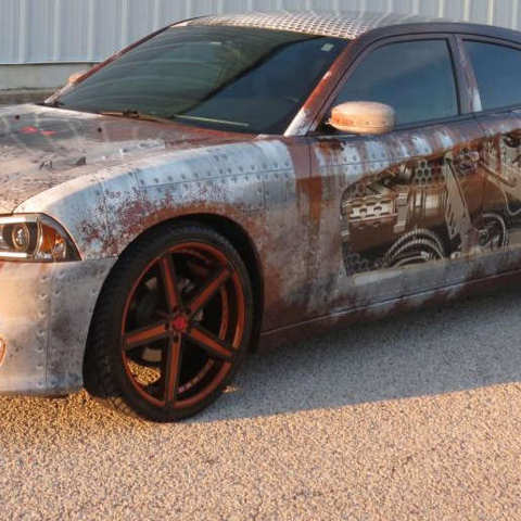 reklama na pojazdach specjaliści od oklejania samochodów