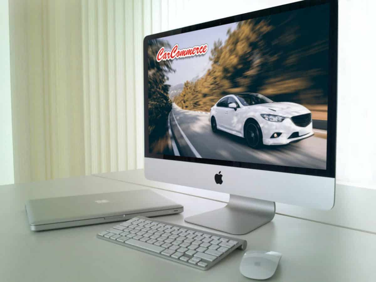 Stworzenie strony internetowej, modernizacja stron www carcommerce