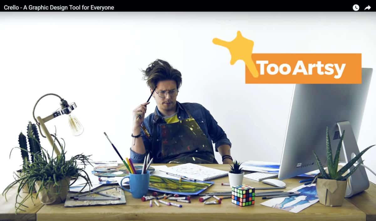 Narzędzie graficzne Crello A Graphic Design Tool for Everyone