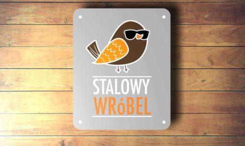 opracowanie logo dla firmy usługowej stalowywrobel