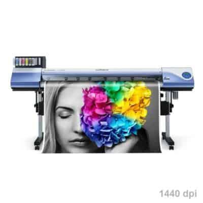 Wydruk eko-solwentowy wysokiej jakości duży format druku