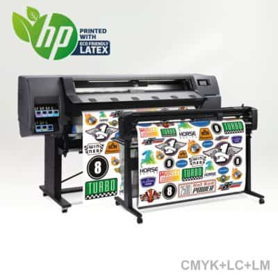 Wydruk lateksowy eco Latex HP