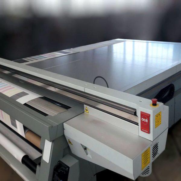 druk ploterem UV drukowanie bezpośrednie