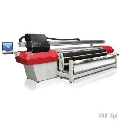 druk solwentowy wydruki twardym solwentem