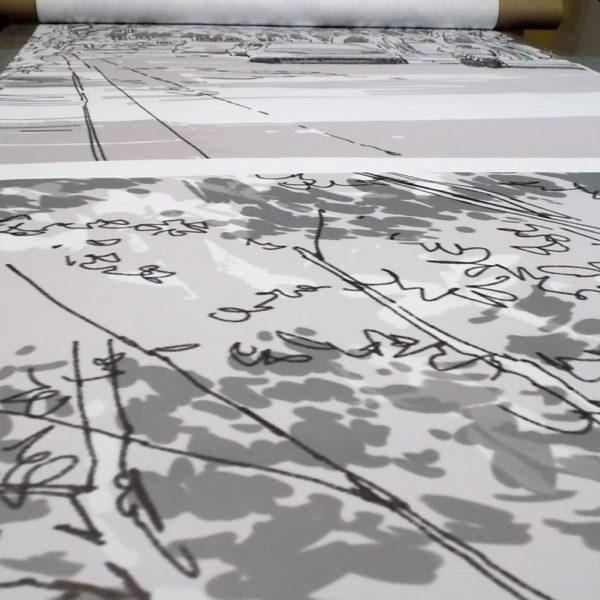 Druk fototapety tapety samoprzylepne klasyczne