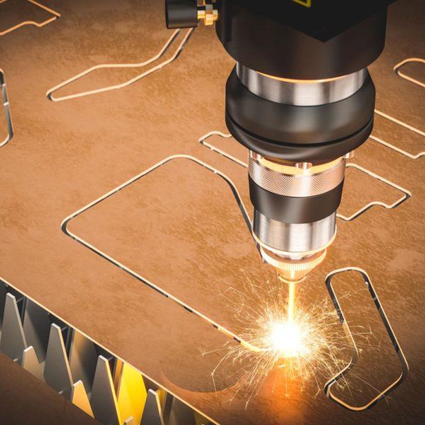Wycinanie i grawerowanie CNC oraz laserowe