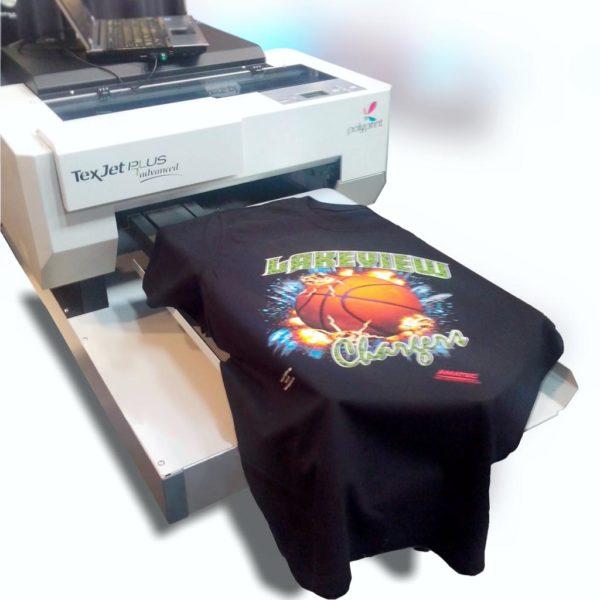 Nadruki reklamowe, firmowe na koszulkach t-shirt | Mińsk Mazowiecki