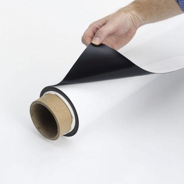 druk na cienkiej folii magnetycznej 4