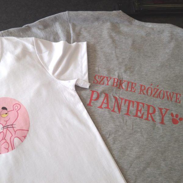 nadruki na tshirty koszulki reklamowe