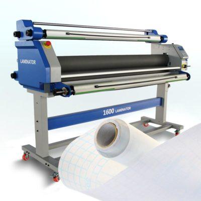 ochronne laminowanie maszynowe wydruków wielkoformatowych