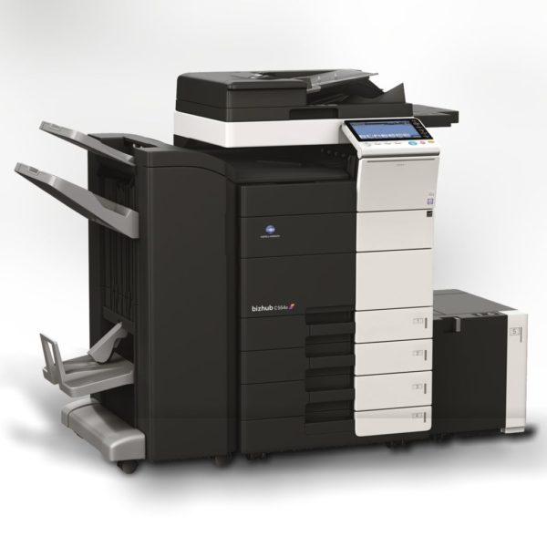 wydruk laserowy druk kopiarką minolta xero