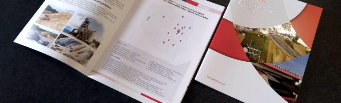 Drukowanie – poligrafia do biura i marketingu – realizacje