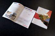 folder reklamowy druk Drukowanie reklamy i grafiki