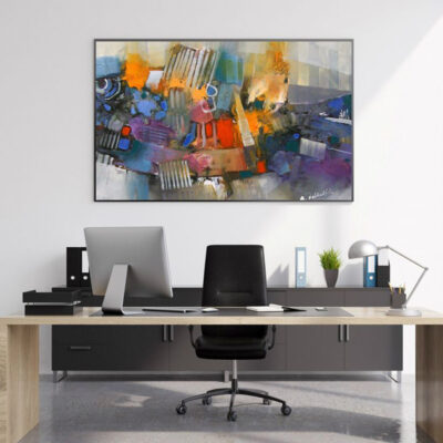 Obraz drukowany na płótnie Canvas - fotoobraz