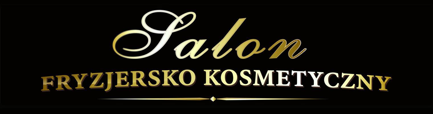 Projekt graficzny druku reklamy złote litery
