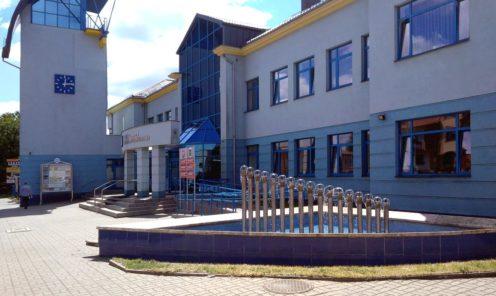 Urząd Gminy w Mińsku Mazowieckim ul Chełmońskiego zdjęcie autorskie Arek