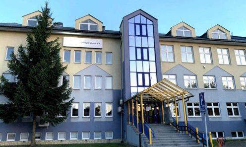 Zakład Energetyczny w Mińsku Mazowieckim budynek jak wygląda