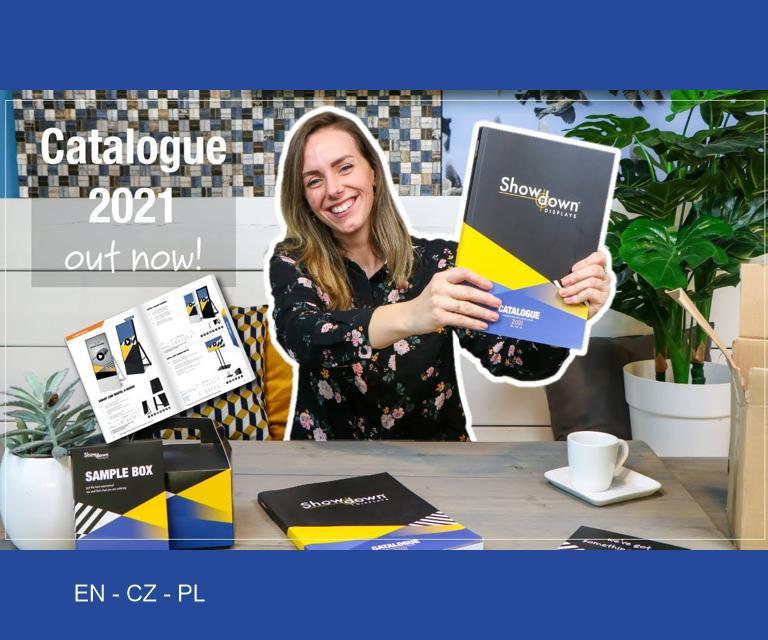Reklamowe systemy wystawiennicze oferta katalogowa
