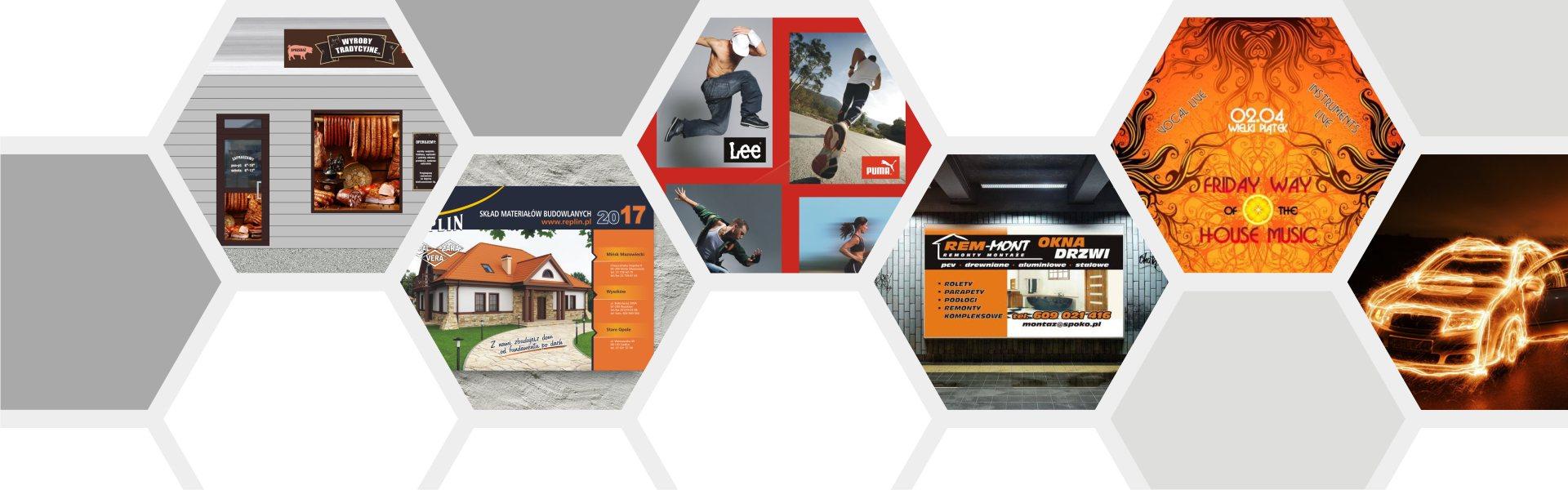 projektowanie graficzne grafiki agencja reklamowa