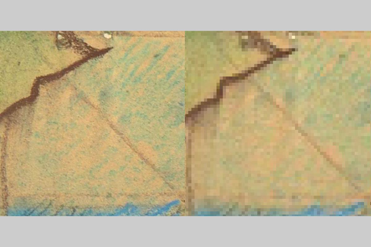 piksele rozdzielczość obrazu | Druk obrazka - jakość zdjęcia cyfrowego