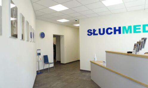 Reklama kompleksowa zewnętrzna wewnętrzna logo firmy