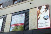 Reklama zewnętrzna w Mińsku Mazowieckim oznakowanie gabinetu