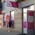 Reklama zewnętrzna sklepu w Mińsku Mazowieckim reklamy wykonane kompleksowo