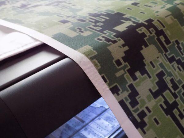 Wydruk lateksowy na płótnie poliestrowym druk ekologiczny HP Latex