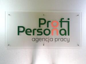 Duża tablica reprezentacyjna szyld – oznakowanie i reklama