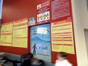 Oznakowanie informacyjne system oznakowania wizualnego obiektu