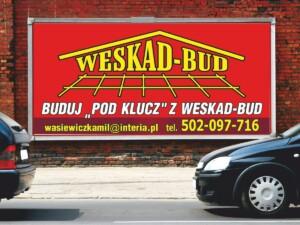 reklama zewnętrzna logo wizualizacja reklamy firmowej