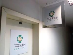 system oznakowania wizualnego oznakowanie informacyjne w budynku